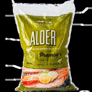 bag of alder traeger pellet grill starters spa brokers