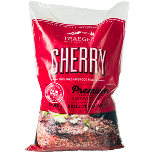 bag of cherry traeger pellet grill starters spa brokers