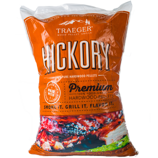 bag of traeger hickory pellet grill starters spa brokers