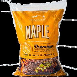 bag of traeger maple pellet grill starters spa brokers