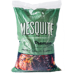 bag of traeger mesquite pellet grill starters spa brokers