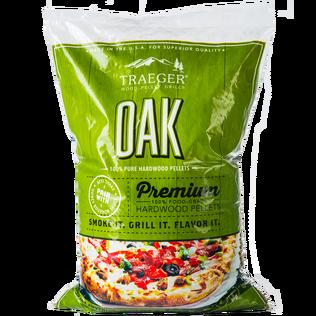 bag of traeger oak pellet grill starters spa brokers