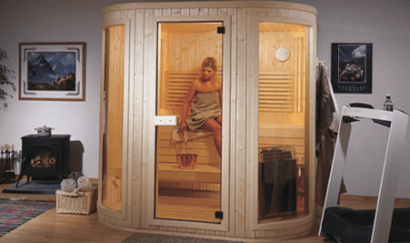Designer Series Traditional Sauna – Aurora