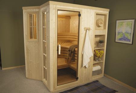 Designer Series Sauna Luna