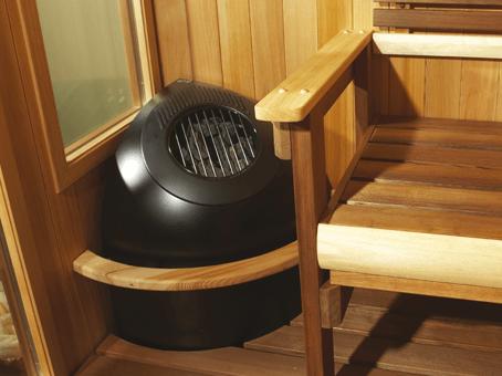 Pikkutonttu Sauna Heater