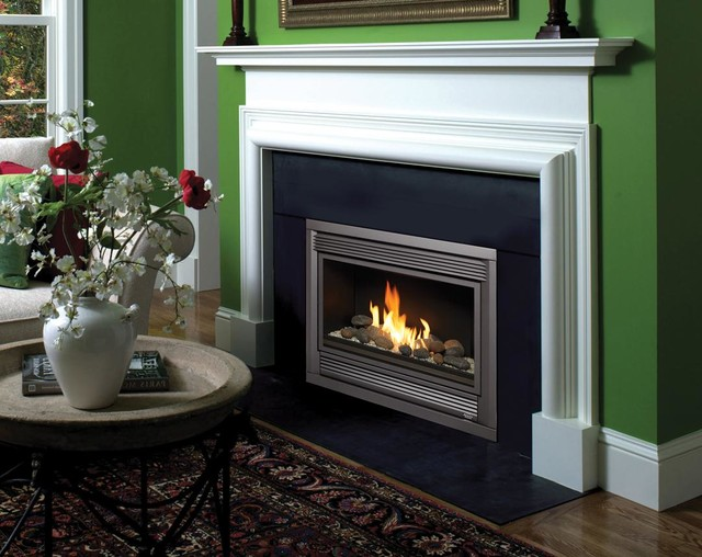 FIREPLACE XTRORDINAIR 564 HO Diamond Fyre Gas Fireplace