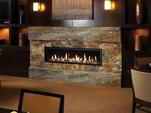 6015 high output linear fireplace contemporary spa brokers