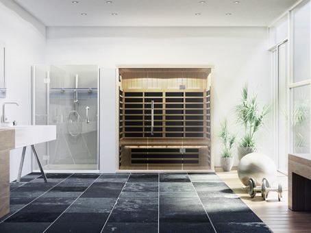 Infrared S-Series 825 Sauna