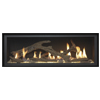 small photo of gas fireplace Spa Brokers