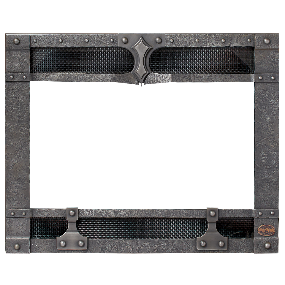 gray metal xtrordinair 33 DVI gas fireplace insert Spa Brokers