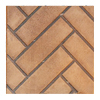 small close up photo of herringbone style bricks spa brokers