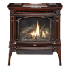 Berkshire model traditional black gas stove Spa Brokers