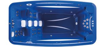 blue marquis 14 sport swim spa at Spa Brokers
