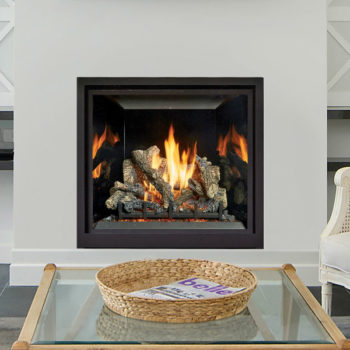 contemporary clean face gas Xtrordinair fireplace Spa Brokers