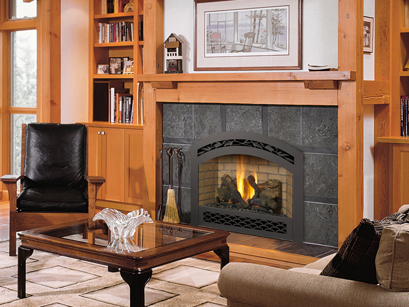 564 Space Saver FPX Gas Fireplace