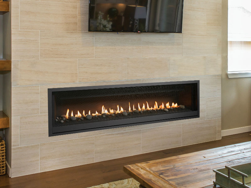 Fireplace Extrodinaire Probuilder 72 Linear Gas