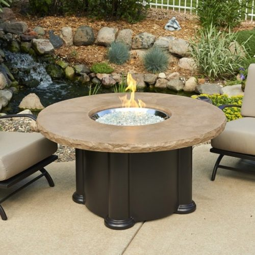 colonial mocha fire pit spa brokers