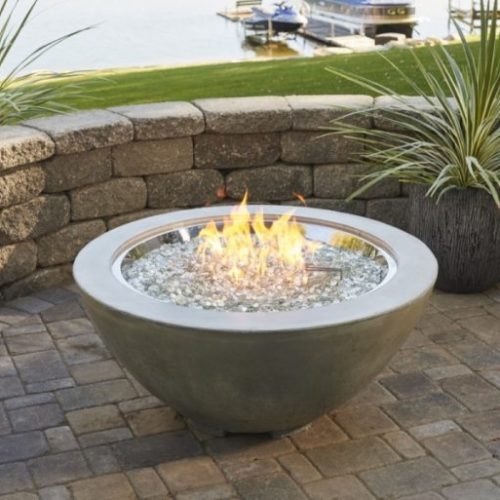 cove 30 concrete fire pit spa brokers