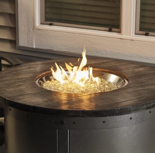 edison round outdoor fire pit Spa Brokers