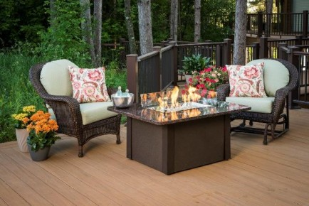 grandstone gas fire pit spa brokers