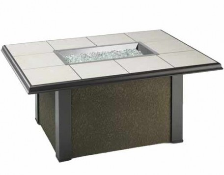 napa valley style square fire pit spa brokers