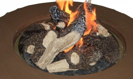 optional logs for do it yourself fire pit spa brokers