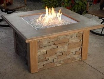 sierra square top fire pit spa brokers