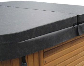Sunstar black Hot Tub Cover spa brokers