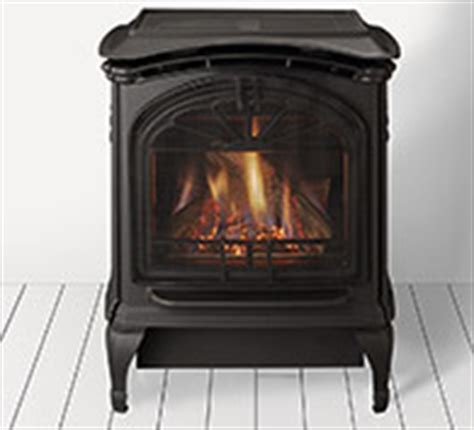 traditional black gas stove Tiara Spa Brokers