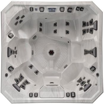 marquis spa v94L hot tub with a lot of jets Spa Brokers